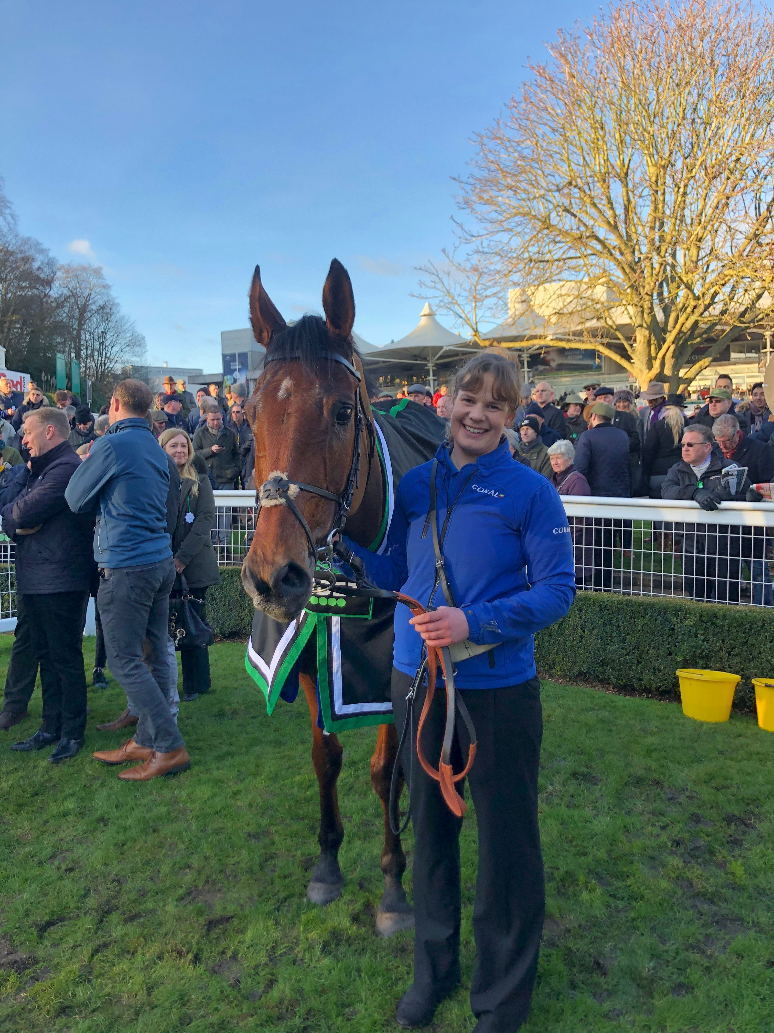 FIDDLERONTHEROOF - lands Grade 1 Tolworth Hurdle