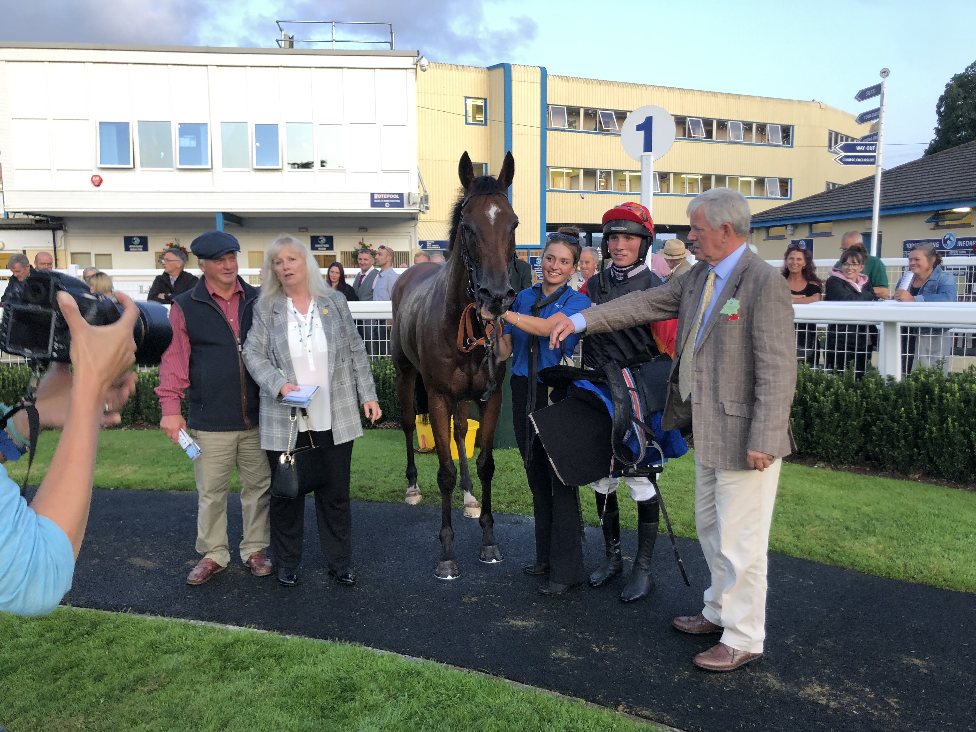ANOTHER DOUBLE at Newton Abbot